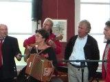 Inauguration en musique des fresques des Quatre-Moulins