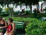 SALSA  A CUBA .DEFILE DU FESTIVAL DEL CARIBE .WWW.DANSACUBA.COM.STAGE  SALSA  A  SANTIAGO CUBA