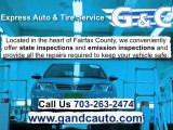 auto repair coupon Centreville VA