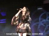 Concert de YUUKI à Chibi Japan Expo 2010