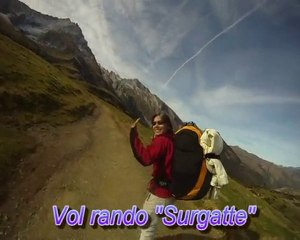 rando'vol Val d'Azun