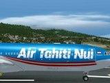 Tahiti X Aerosoft and Air Tahiti Nui