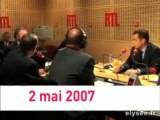 Sarkozy menteur sur la retraite à 60 ans