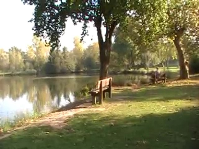 Le Lac des carolins à Lescar