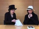 Amélie Nothomb et Nicky Depasse font leur cinéma