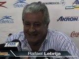 Medio TIempo.com - Conferencia de prensa. Rafael Lebrija. 17 Agosto 2010.