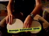 Bongo Castaldi, Italia, lezione di bongos n.2