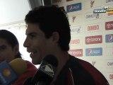 Medio tiempo.com - Luis Michel y Jonny Magallón. Conferencia de prensa. 5 Agosto 2010.