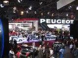 Paris Mondial de l'Automobile 2010 : Peugeot