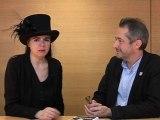Amélie NOTHOMB dans Livre de Bord sur Liberty TV