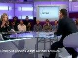 Offensive tous azimuts de Marine Le Pen