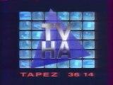 TF1 8 Avril 1992 TF1 Sports, TF1 Nuit, Météo 2 Pubs, 3 B.A.