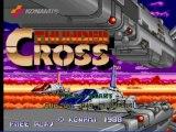 Thunder Cross [Arcade] videotest