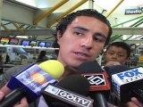 Medio Tiempo.com - Efraín Juárez viajó a E.U. para enrolarse con el Celtic