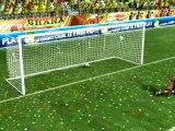 Cuartos De Final - P58-Uruguay-Ghana Simulacion 2010 FIFA World Cup South Africa de EA Sports