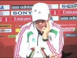 Medio Tiempo.com - Conferencia de Prensa, Javier Aguirre 26 junio 2010