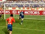 Octavos De Final - P55-Paraguay-Japon Simulacion 2010 FIFA World Cup South Africa de EA Sports