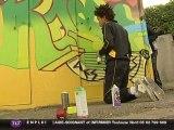 Atelier graff durant les vacances de Toussaint (Toulouse)