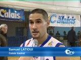 Calaisis TV 6 eme victoire pour le Calais Basket