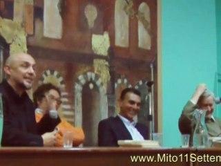 """Presentazione libro """"Il Mito dell'11 Settembre"""" a Torino"""