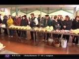 Marché au gras de Samatan (Gers)