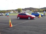 Run 20 RSS ALBI 2010 Civic VTEC , SAXO VTS ....