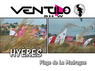 Ventilo Show 2010 - Windsurf, Stand up Paddle, kite surf