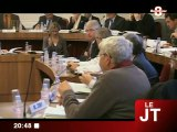 Réunion du Conseil Général de Haute-Savoie