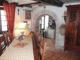 MC1343 Agence immobilière Albi, Gaillac  Entre Albi et Gaillac, maison de village du 13 ème siècle restaurée, 160 m² de SH, 200 m² de jardin