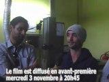 Salon : l'équipe du film 118 318 rencontre les Salonais