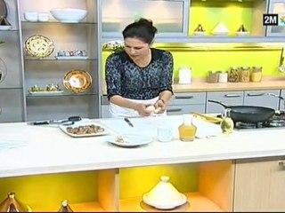 choumicha 2010+Recette escalope de rein boeuf aux champignons