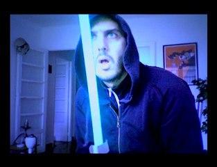 """Luciano Le Jedi 6 """" Star Wars """""""