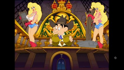 Walkthrough Leisure Suit Larry 7 : 3ème partie (PC)