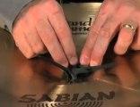 Comment bien attacher une cymbale (La Boite Noire)