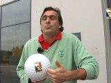 Emmanuel Chain, Fan de Ryder Cup