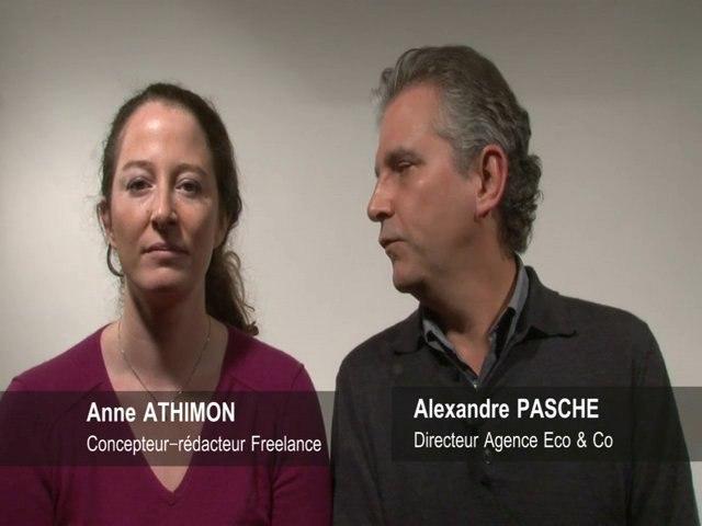 PARIS 2.0=Alexandre Pasche, la communication 2.0 responsable