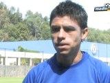 Medio Tiempo.com - Gozalo Pineda hablo para Medio Tiempo.com sobre su paso con Chivas y su ilusión de regresar a la Selección Mexicana.