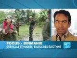 Guérillas ethniques, enjeux des élections