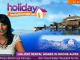 Rhone Alpes Holiday | Holiday Rental Homes Rhone Alpes ...