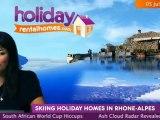 Rhone Alpes Skiing Holiday Rental Homes