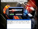 Need For Speed Hot Pursuit crack keygen keys codes key