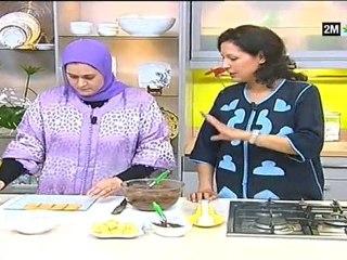 Recette Gâteau chocolat amandes