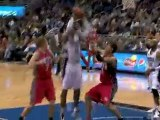 Dwight Howard scores 30 points and grabs an impressive 16 re