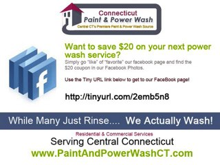 Power Wash CT