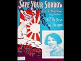Dave Caplan & His New Princes' Toronto Band-Save Your Sorrow