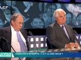 Conflits d'intérêts :  Vifs échanges entre Pascal Clément et William Bourdon sur LCP
