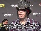 Guns N' Roses - D.J. Ashba (interview sous-titrée) - 11/2010