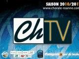 CH TV : NANCY/CHORALE Pro A 5ème journée