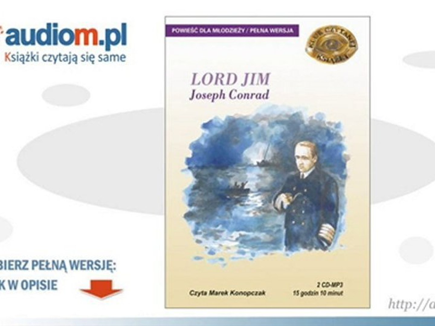 Lord Jim - audiobook - Joseph Conrad
