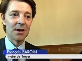 Benoist Apparu au secours des quartiers anciens de Troyes